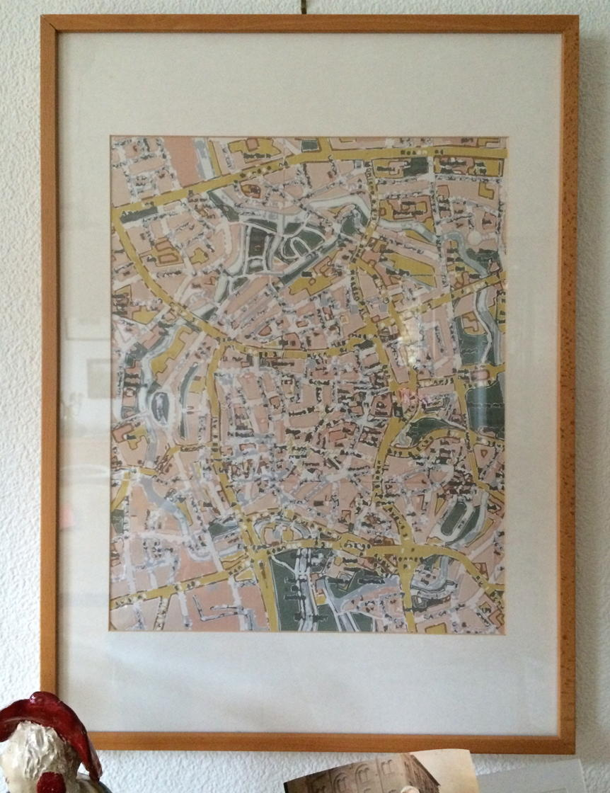 Stadtplan Braunschweig - Innenstadt